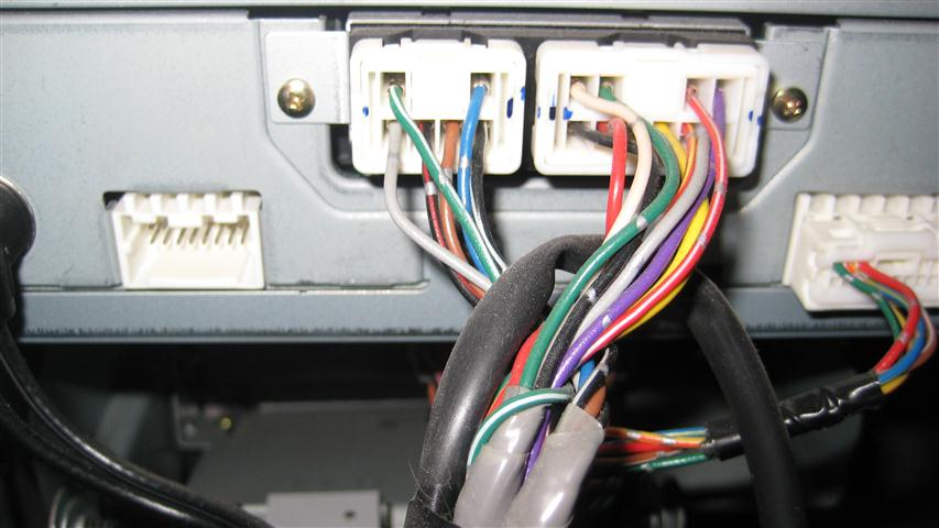 Bose_Plugs1 interfacing aux input to bose w o changer 01 i30 nissan forum 2001 nissan maxima bose stereo wiring diagram at creativeand.co